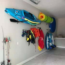 Kayak Storage Upper Cumberland