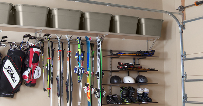 Garage Shelving Cookeville